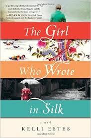 in silk
