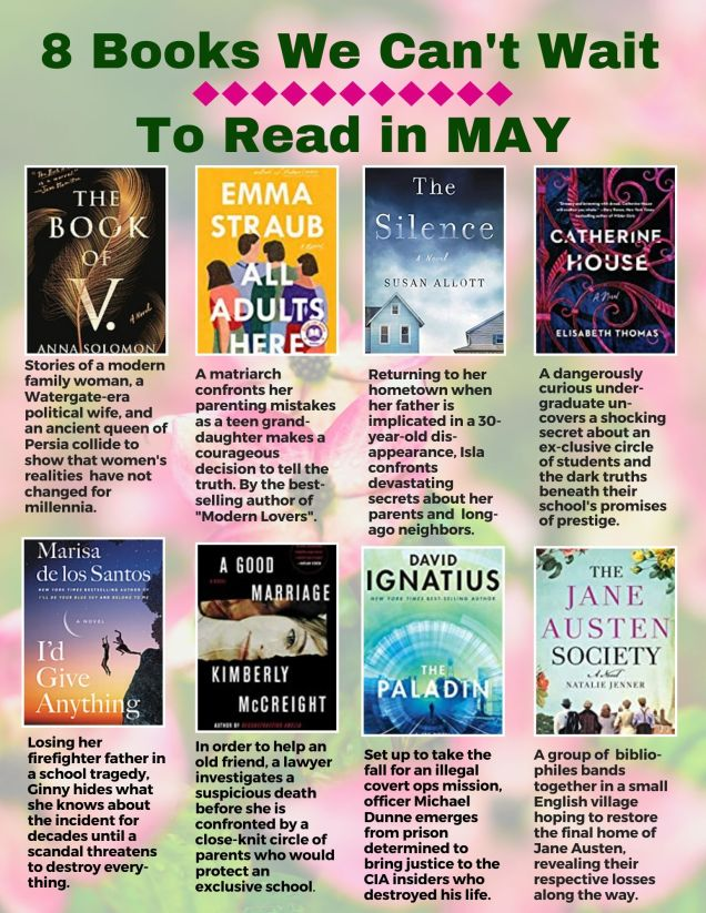 books in may2