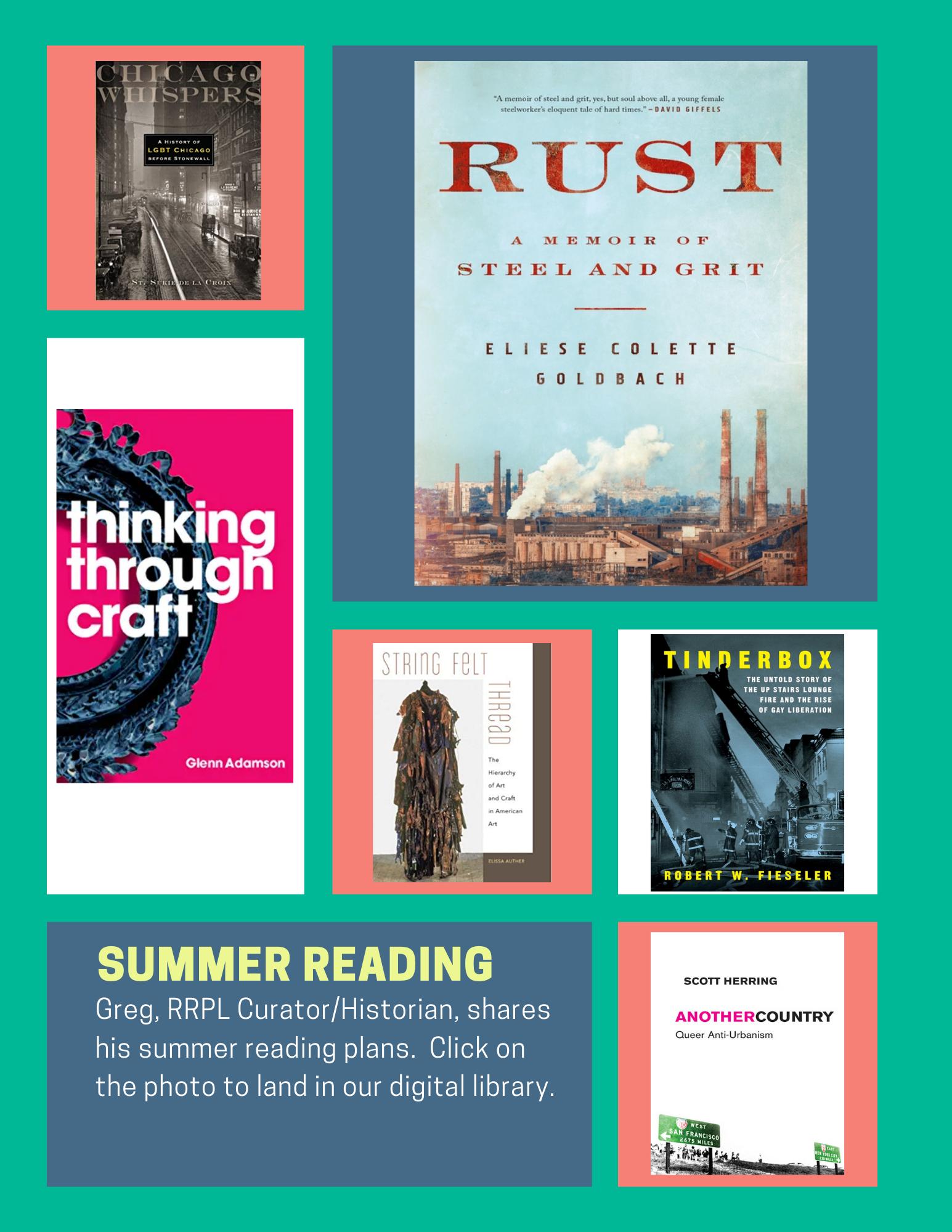 Summer reading (2)