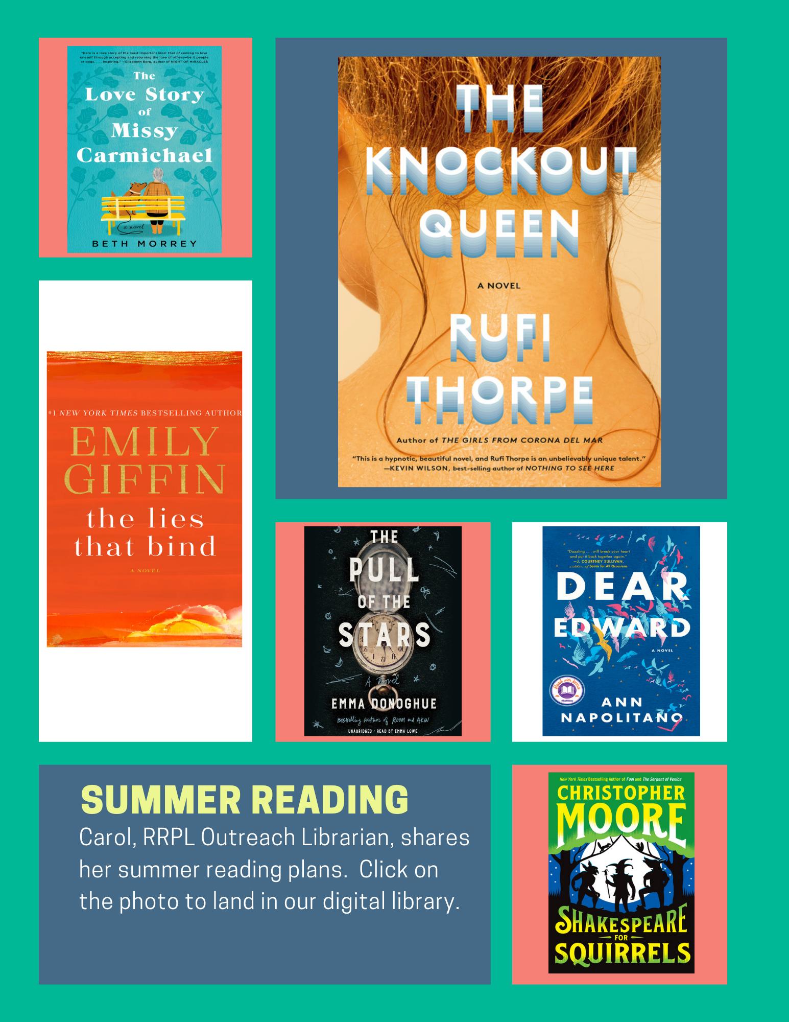 Summer reading (3)