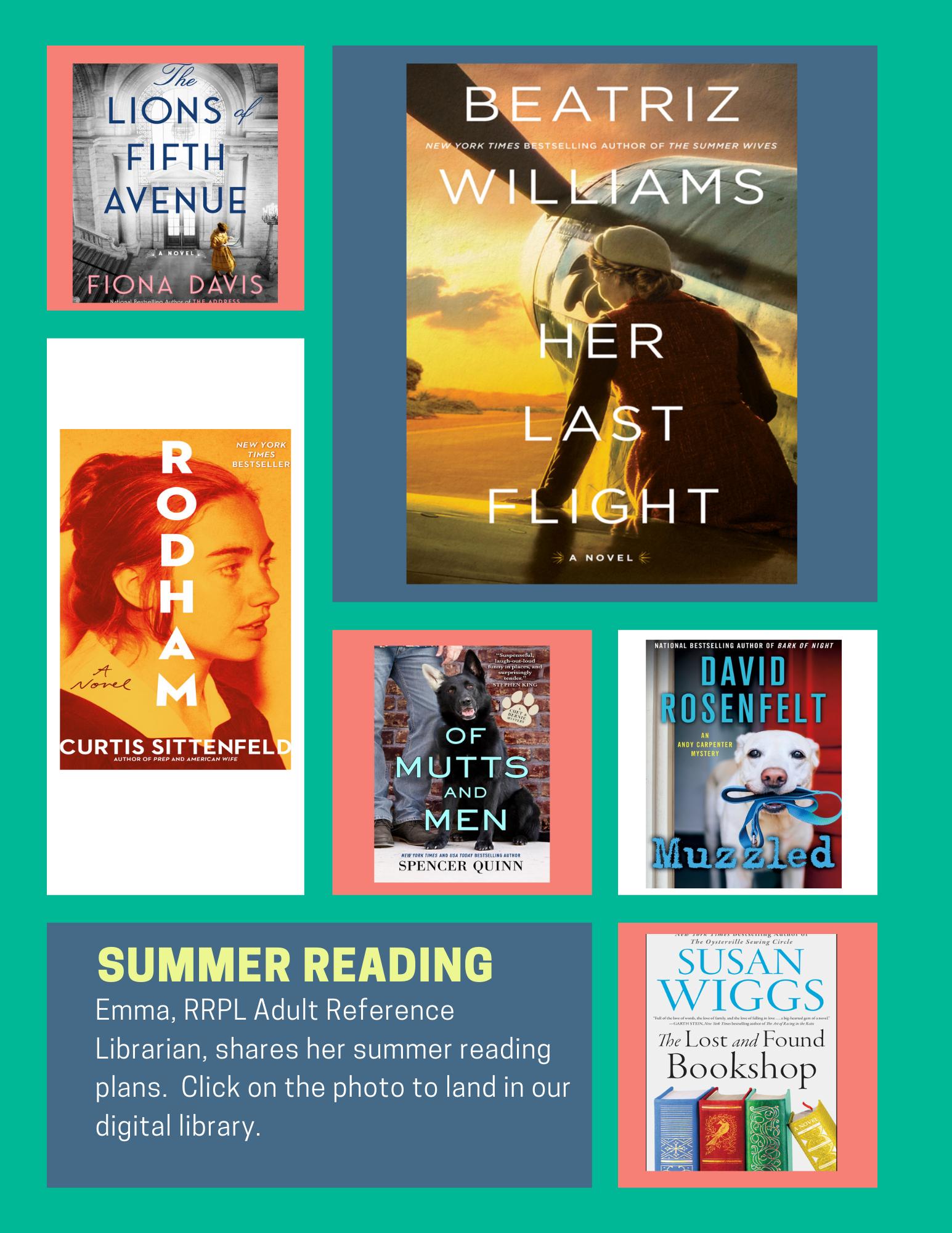 Summer reading (5)