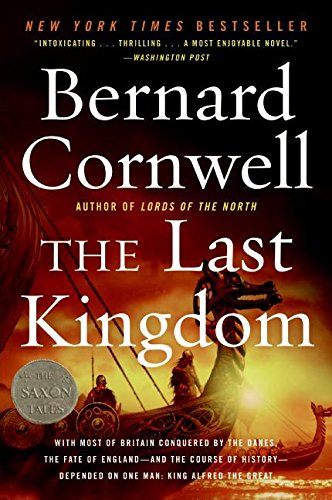 The Last Kingdom by Bernard Cornwell catalog link