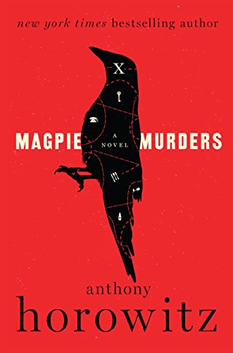 Magpie Murders by Anthony Horowitz catalog link
