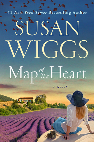 Map of the Heart by Susan Wiggs catalog link