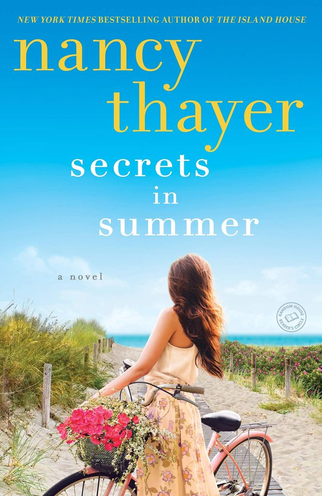 Secrets in Summer by Nancy Thayer catalog link