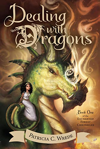 Dealing with Dragons by Patricia Wrede catalog link