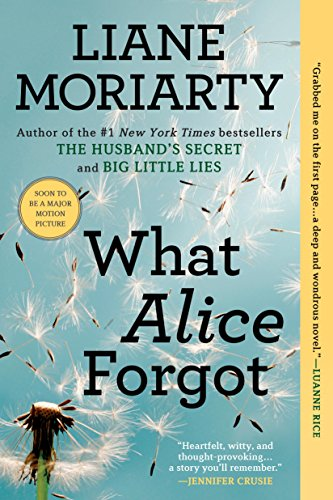 What Alice Forgot by Liane Moriarty  catalog link