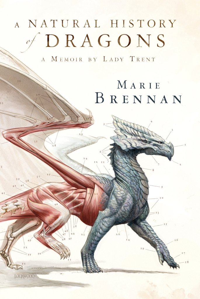A Natural History of Dragons by Marie Brennan catalog link