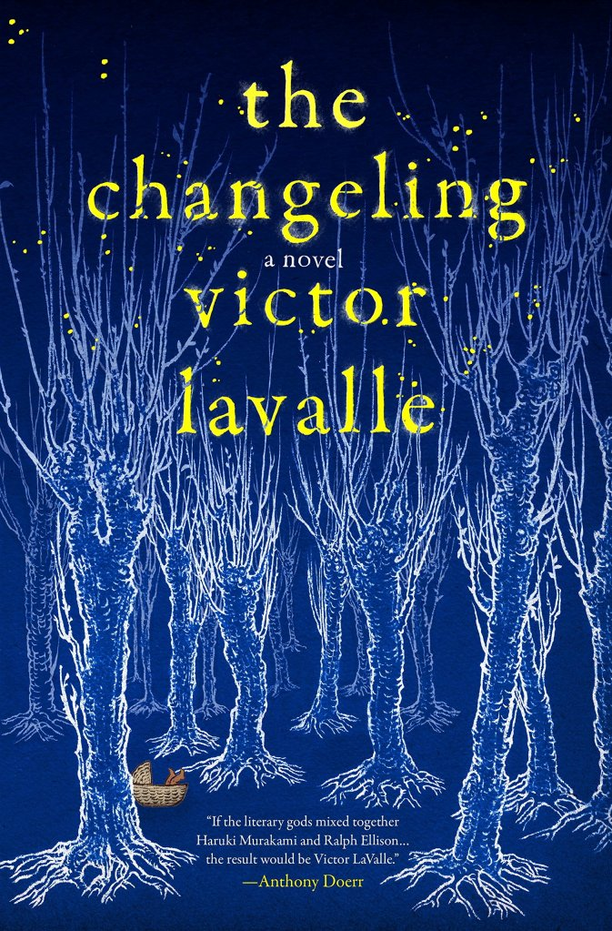 The Changeling by Victor LaValle  catalog link