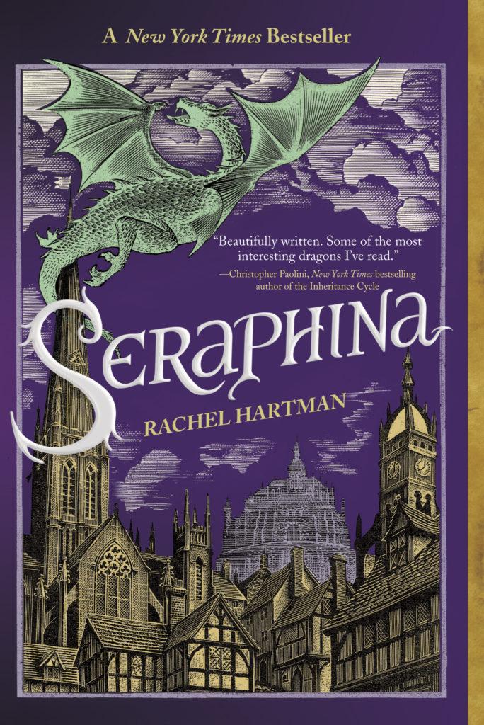 Seraphina by Rachel Hartman catalog link