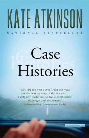 Case Histories by Kate Atkinson catalog link