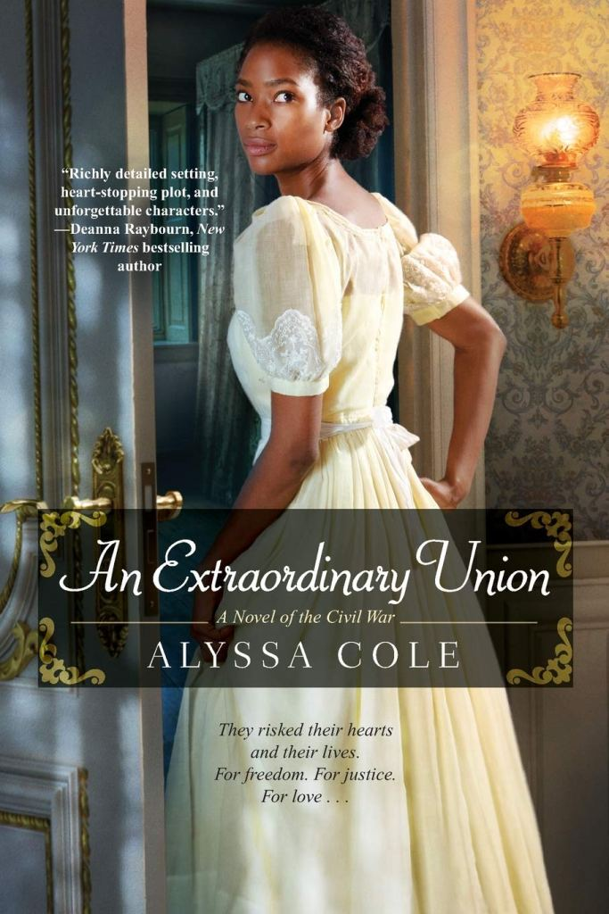 An Extraordinary Union by Alyssa Cole catalog link