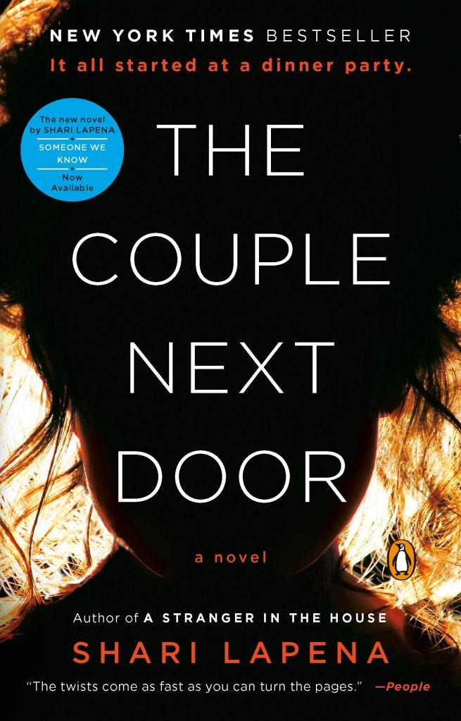 The Couple Next Door by Shari Lapena catalog link