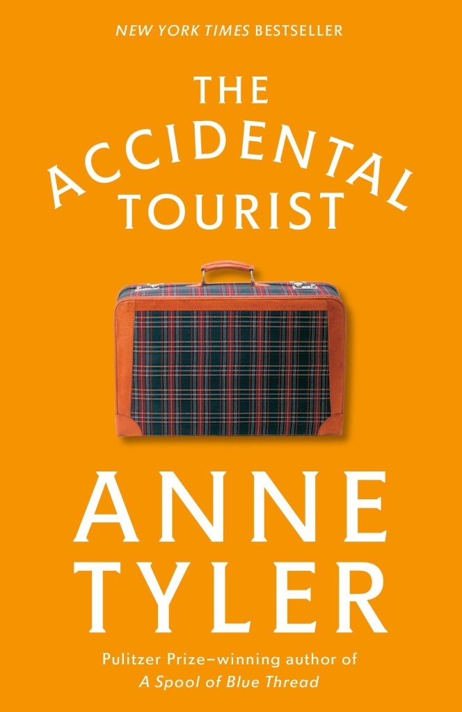 The Accidental Tourist by Anne Tyler catalog link