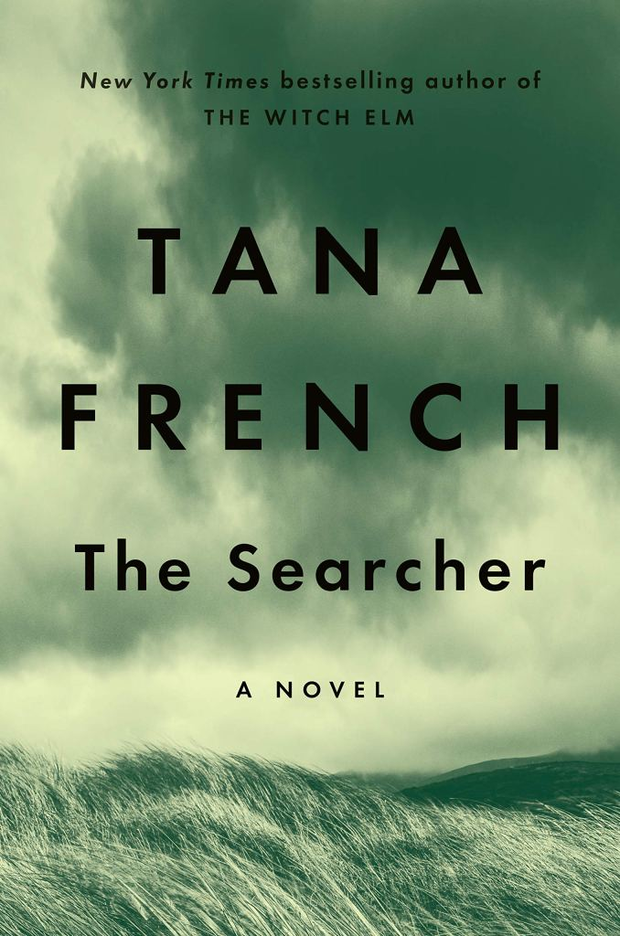 The Searcher by Tana French catalog link