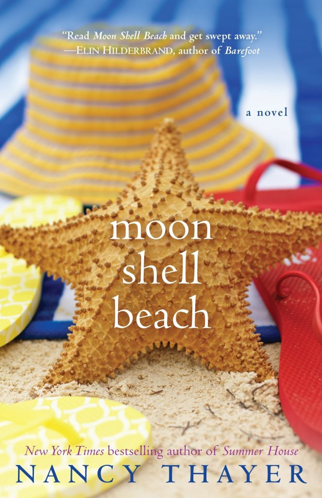 Moon Shell Beach by Nancy Thayer catalog link