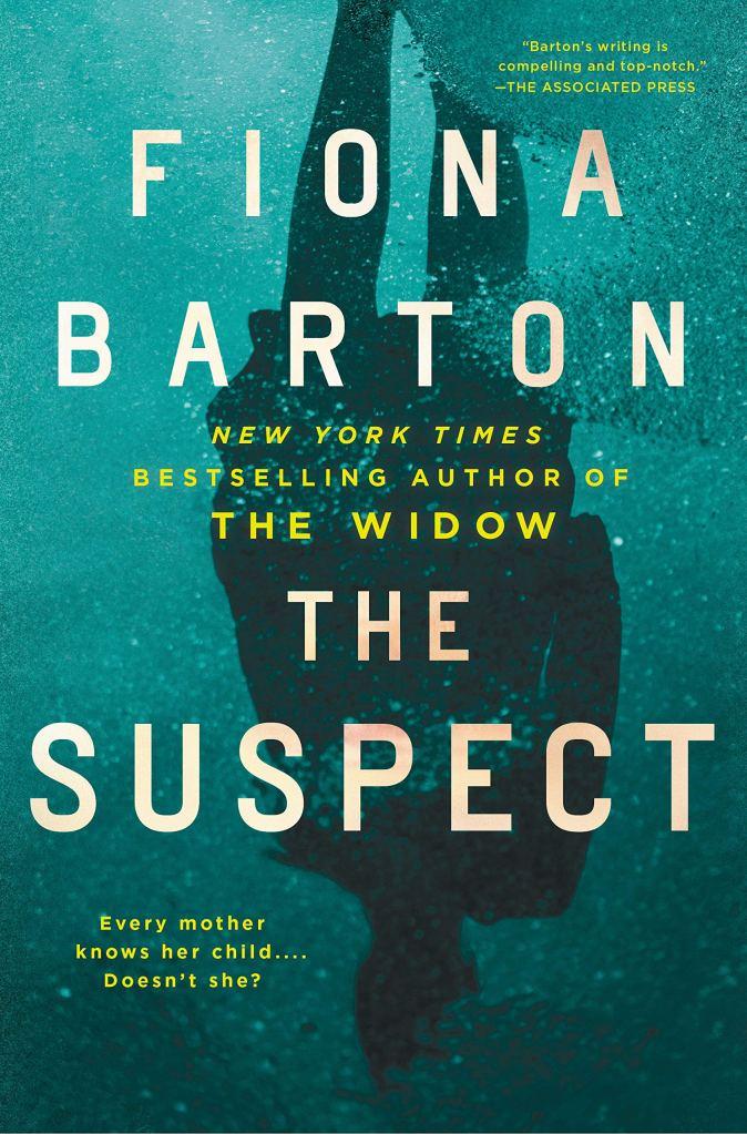 The Suspect by Fiona Barton catalog link