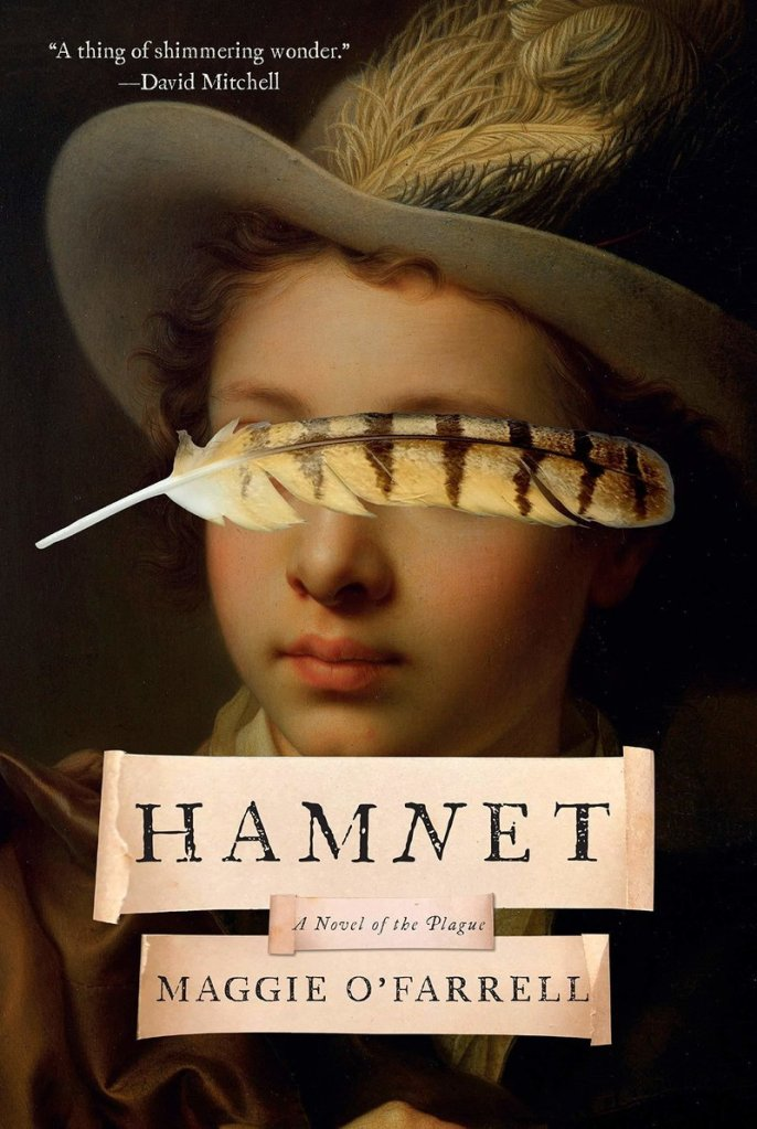 Hamnet by Maggie O'Farrell catalog link