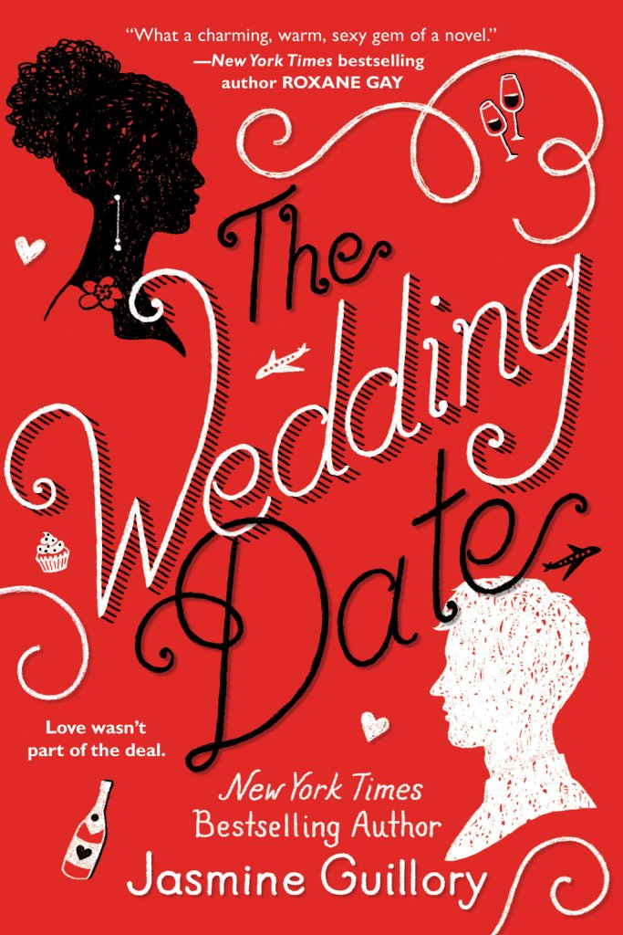 The Wedding Date by Jasmine Guillory catalog link