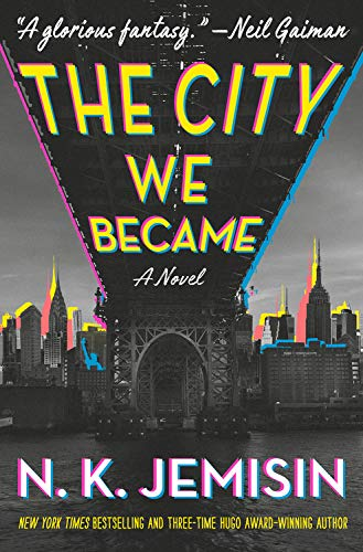 The City We Became catalog link