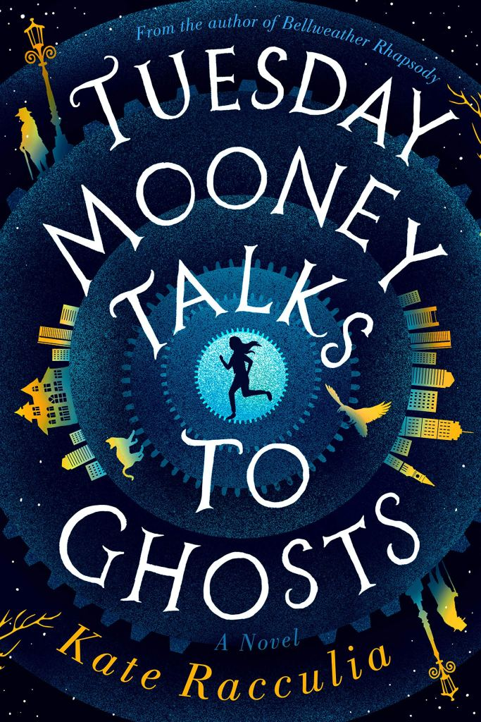 Tuesday Mooney Talks to Ghosts catalog link