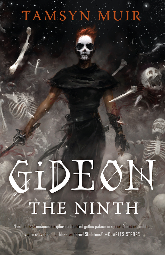 Gideon the Ninth catalog link