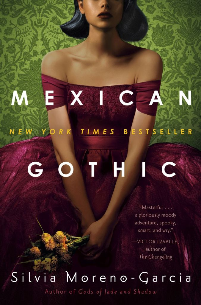 Mexican Gothic catalog link