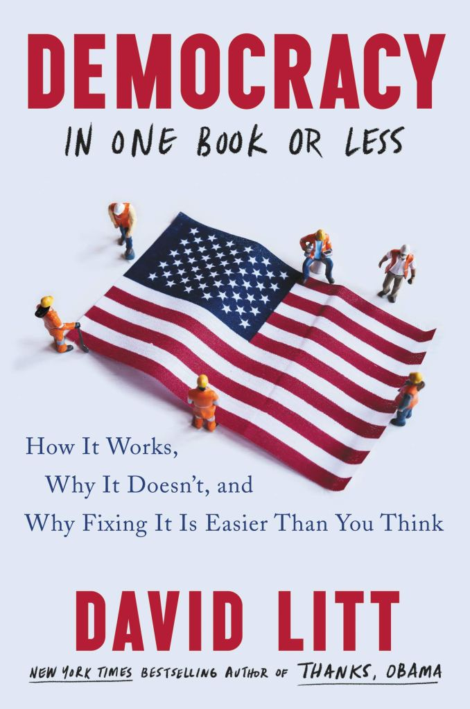 Democracy in One Book Or Less catalog link