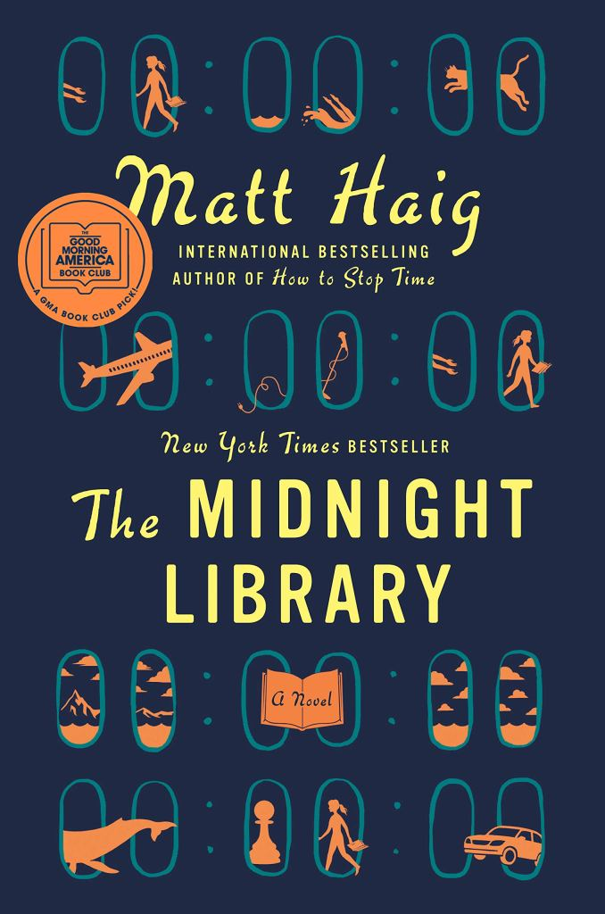 The Midnight Library catalog link
