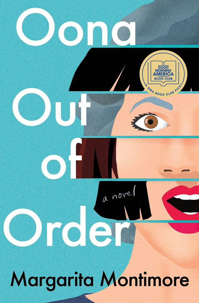 Oona Out of Order catalog link