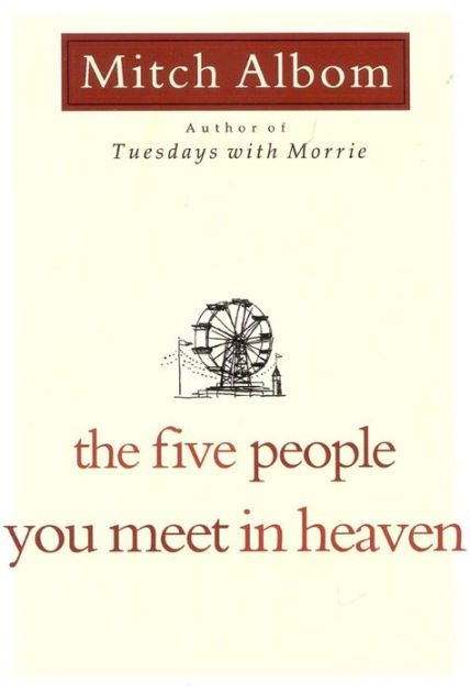 The Five People You Meet in Heaven catalog link