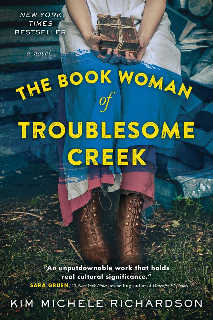 Book Woman of Troublesome Creek catalog link