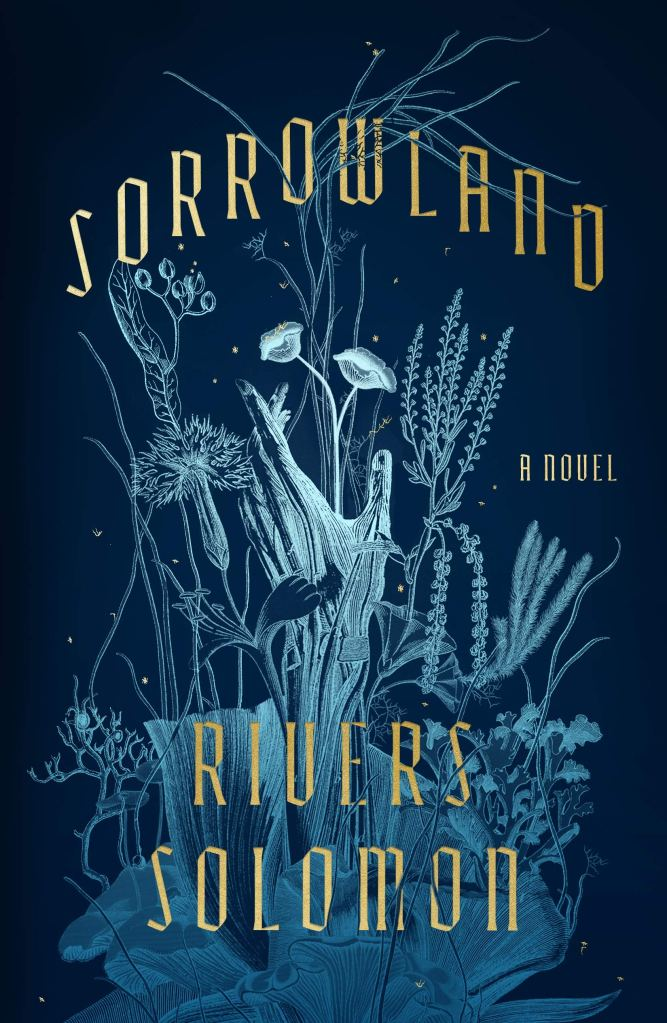 Sorrowland by Rivers Solomon catalog link