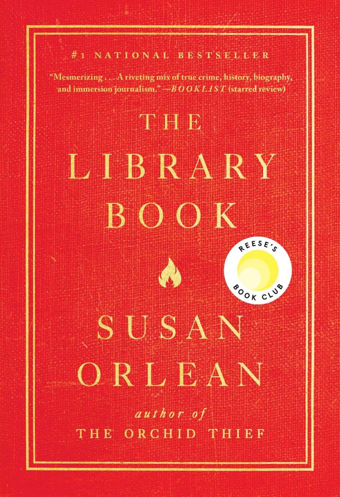 The Library Book catalog link