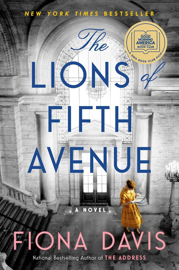 Lions of Fifth Avenue catalog link