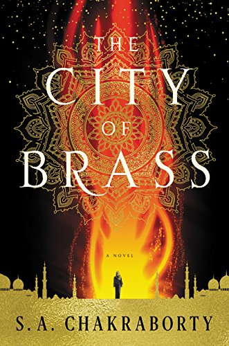 The City of Brass by S. A. Chakraborty catalog link