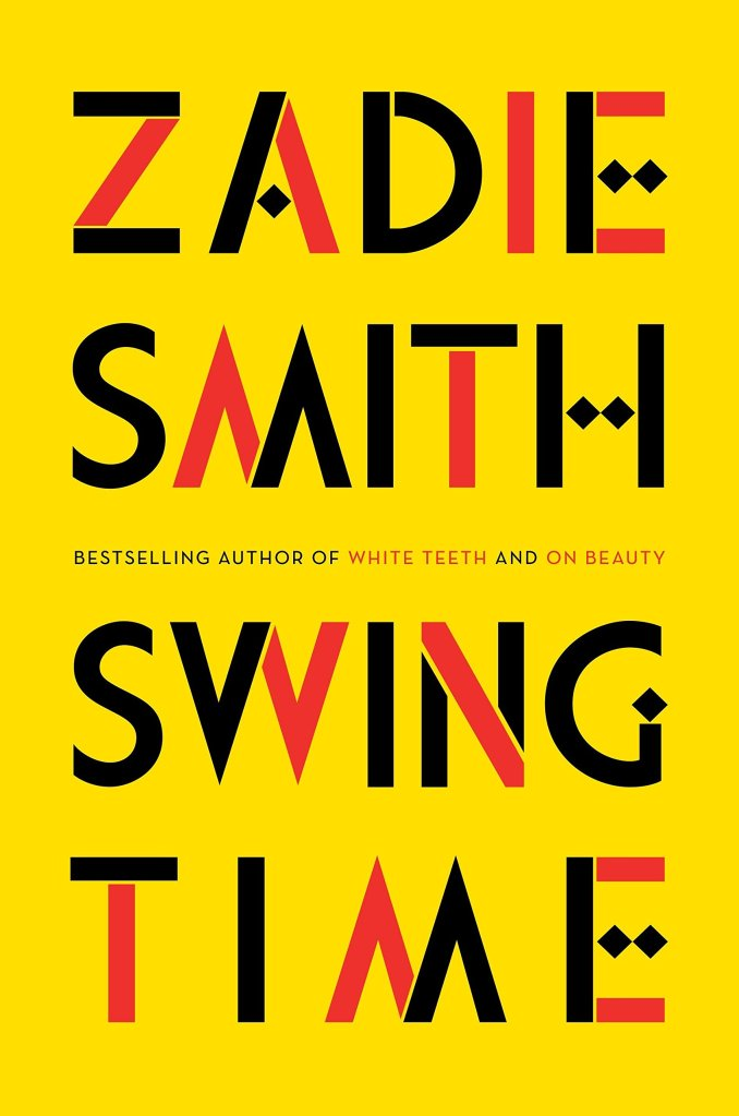 Swing Time book cover/catalog link