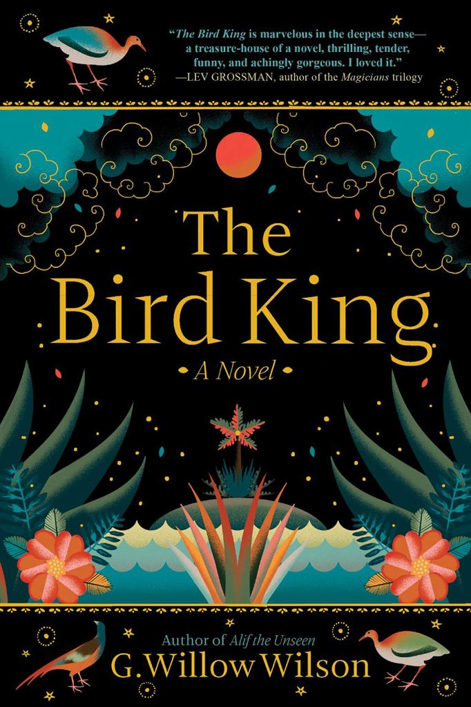 The Bird King by G. Willow Wilson catalog link