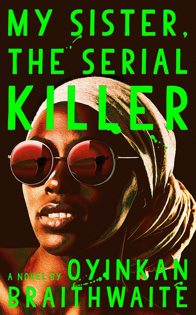 My Sister, the Serial Killer book cover/catalog link