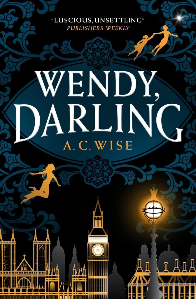 Wendy, Darlingby A. C. Wisebook cover and catalog link