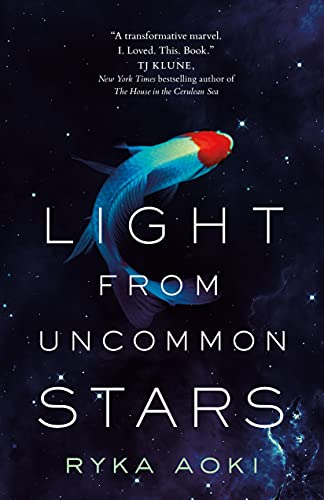 Light from Uncommon Stars by Ryka Aoki book cover and catalog link